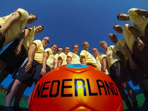 Dutch Soccer Coaching Education