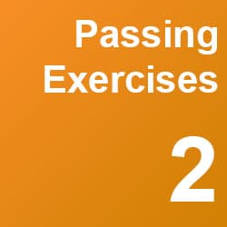 Dutch Soccer Training Exercises - Passing