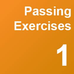 Dutch Soccer Training Passing Exercises